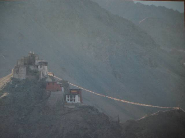 Early Morning in Leh