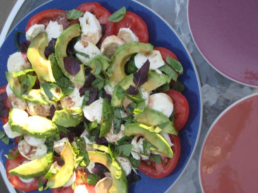 Julie's Caprese Salad