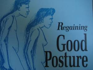 Regaining Good Posture